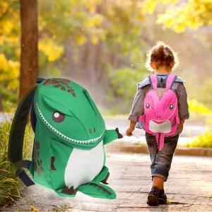 3D Dinosaur Backpack