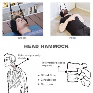 Traction Device Portable Relaxation Supporter