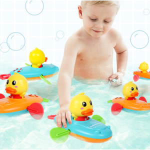 Rowing Boat Duck Toys