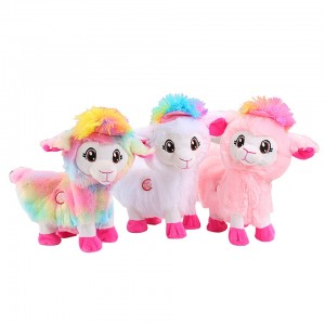 Kids Soft Plush Alpaca Toy