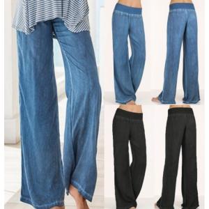 Comfortable Loose Wide Leg Pants