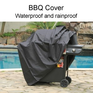 Water-Resistant Barbecue Cover