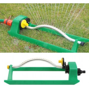 Automatic Oscillating Lawn Sprinkler