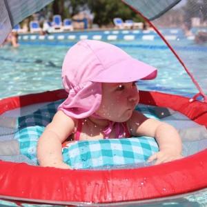 Children's sun hat breathable