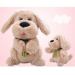 Kids Plush Toy Sing Dog